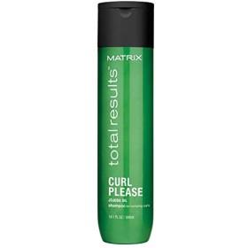 マトリックス トタル リザルト カール プリーズ ホホバ油 シャンプー Matrix Total Results Curl Please Jojoba Oil Shampoo 300 ml [並行輸入品]