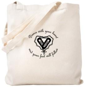 CafePress–ghillieheart4–ナチュラルキャンバストートバッグ、布ショッピングバッグ S ベージュ 0430183365DECC2