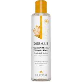 Derma E Beauty - Vitamin C Cleansing Water - 6oz / 175ml