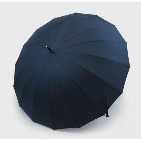 KAKU 傘 長傘 大きい 16本骨 ジャンプ傘 ジャンプ 撥水加工 おしゃれ 16本骨長傘 晴雨兼用 レディース メンズ