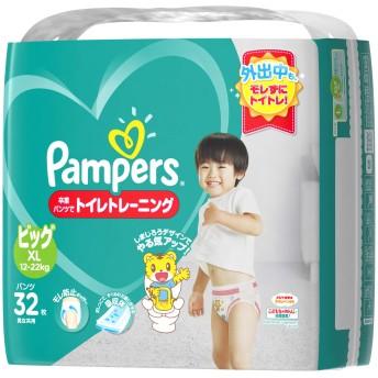 【パンツ ビッグサイズ】パンパース オムツ卒業パンツ (12~22kg)32枚