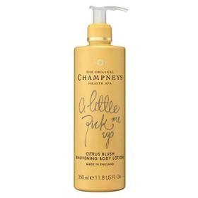 チャンプニーズシトラス赤面盛り上げボディローション350ミリリットル (Champneys) (x2) - Champneys Citrus Blush Enlivening Body Lotion 350ml (Pack of 2) [並行輸入品]