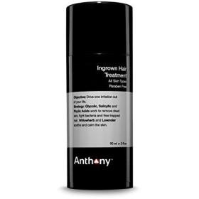 Anthony Ingrown Hair Treatment, 3 oz [並行輸入品]