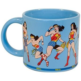 DC Comics Through the Years マグカップ-楽しいギフトボックスに梱包 12オンス 4048
