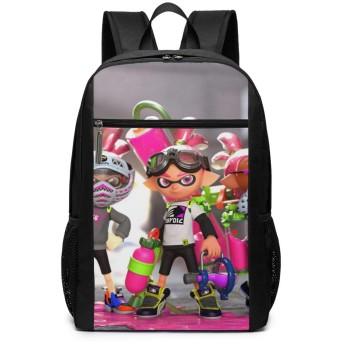 カンナ インディーダ バッグ 鞄 リュック スプラトゥーン 2 Splatoon 2 バックパック リュックサック 背負う 双肩バッグ スクエアリュック