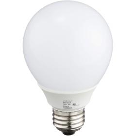 オーム電機 電球形蛍光灯 エコデンキュウ G形 E26 40形相当 昼光色 2個入 [品番]06-0276 EFG10ED/8-2P
