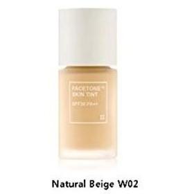 [トニーモリー] TONY MOLY [ペイストーンスキンティントSPF30 PA++] (Facetone Skin Tint (SPF30 PA++)) (No.04 : W02.Natural Beige) [並行輸入品]
