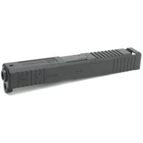 DETONATOR 東京マルイ Glock19専用 Boresight Solutionsカスタムスライド ブラック