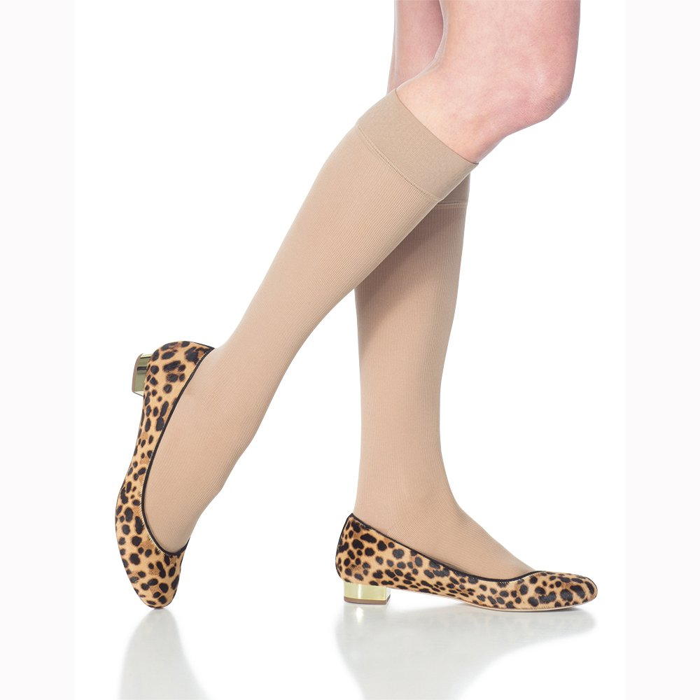 Sigvaris  Opaque Knee High 20-30 mmHg Size B Medium
