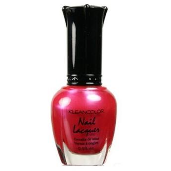 KLEANCOLOR Nail Lacquer 1 - Fusion Pink (並行輸入品)
