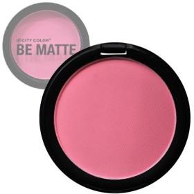 (3 Pack) CITY COLOR Be Matte Blush - Pink Grapefruit (並行輸入品)