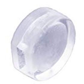 (アップフェル®) [10個] イヤリング 用 シリコン カバー C クリップ式 コンバーター 用 樹脂 素材 パーツ 金属アレルギー