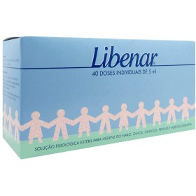 Libenar Sterile Physiological Solution Individual Doses 40x5ml