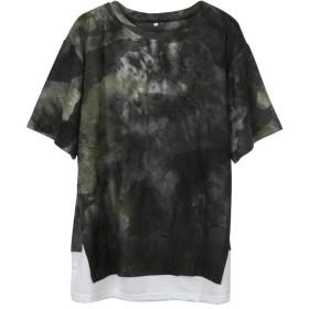 (ノタラス) Notalas Tシャツ 上着 T-shirt 簡潔 メンズ 男の子 シャツ 吸汗速乾 クール 短袖 夏服 無地 ゆったり 柔らかい 普段着 シンプル カジュアル プレゼント 友達 彼氏 日常用