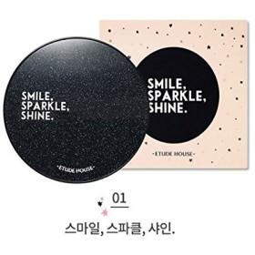 Etude House Smile Sparkle Shine [Any Cushion Case]/エチュードハウス アニクッション ケース [並行輸入品]