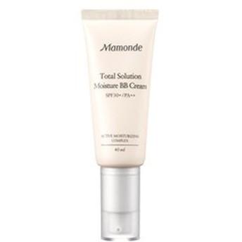 Mamonde Total Solution Moisture BB cream 40ml/マモンド トータル ソリューション モイスチャー BBクリーム 40ml (#2 Natural Beige) [並行輸入品]