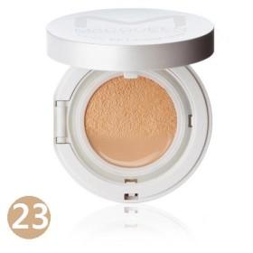 [1+1] MACQUEEN Mineral CC Cushion Cover plus [Cushion + Refill] No.23+ / マックイーン ミネラルCCクッションカバープラス No.23+ [本品+リフィル] [並行輸入品]