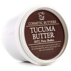 Tucuma Virgin Butter - 100% Pure and Natural - 100g