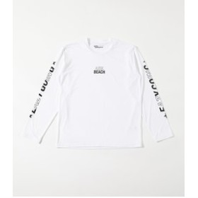 【AZUL by moussy:トップス】【MEN'S】AZULBEACH EAZY GOING TEE
