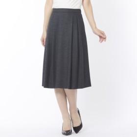 [マルイ]【セール】落ち感の良いタック入りフレアースカート/リリアンビューティ エクラ(Liliane Burty ECLAT)