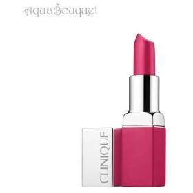 クリニーク ポップ マット リップスティック 06 ローズ ポップ CLINIQUE POP MAT LIP COLOUR 3.8g Rose Pop [3015] [並行輸入品]