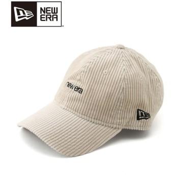 ロペピクニックパサージュ/【NEW ERA】コーデュロイロゴ刺繍CAP/ベージュ系/F