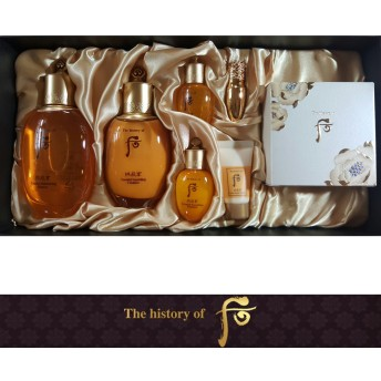 [The History Of Whoo] Whoo 后(フー) Gongjinhyang Royal Court Inyang 3EA ゴンジンヒャン Special Set/宮廷セット 引き揚げ 3種 のスペシャル 3種セット[海外直送品]