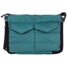 バッグインバッグ インナーバッグ ipad収納 バック タブレット PCバッグ 防水 耐衝撃 保護カバー PC周辺 携帯周辺 小物入れ ポーチ 多機能 収納袋 手提げ ストライプ付き 携帯に便利 バックインバック bag in bag 28  21cm ブルー