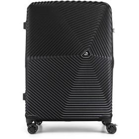 [カメレオン] スーツケース 公式 カミ サンロクマル Spinner 79/29 TSA EXP 保証付 114L 79 cm 5.1 kg 122994 ストームブラック