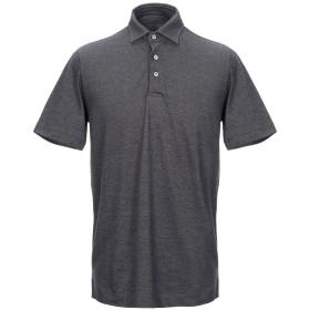 《期間限定セール開催中!》CIRCOLO 1901 メンズ ポロシャツ スチールグレー S 100% コットン