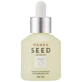 [ザフェイスショップ] THE FACE SHOP マンゴシード艶ボリュームオイル(40ml) The Face Shop Mango Seed Heart Volume Radiance Face Oil(40ml) [海外直送品]