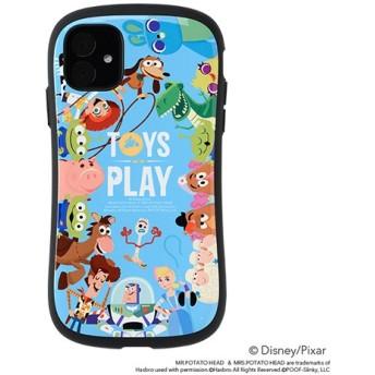 iPhone 11 6.1インチ ディズニー/ピクサーキャラクターiFace First Classケース 41-913154 トイ・ストーリー/総柄