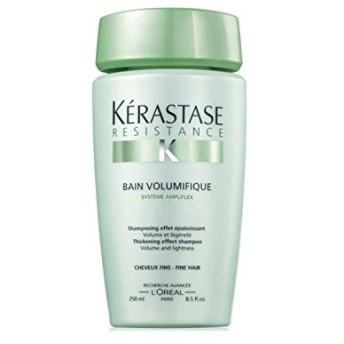 Krastase Resistance Volumifique Bain (250ml) - ケラスターゼ抵抗ベイン(250ミリリットル) [並行輸入品]