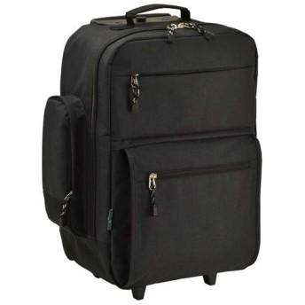 3WAYソフトトロリーバッグ 黒 1517801 トロリーバッグ(3WAY仕様)