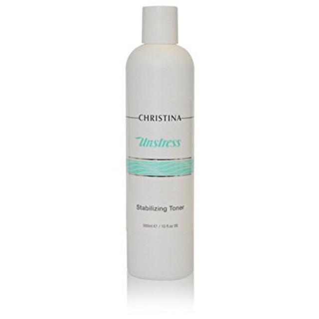 Christina - Unstress Stabilizing Toner Cleanses
