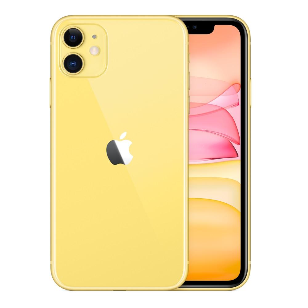 iPhone 11 黃 128GB