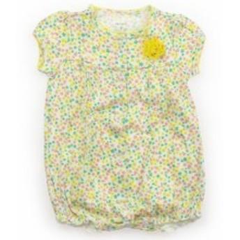 【カーターズ/Carter's】カバーオール 70サイズ 女の子【USED子供服・ベビー服】(461950)