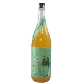 紀州鶯屋 柚子梅酒 1.8L [ 1800ml ]