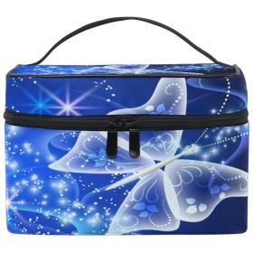 Anmumi 化粧ポーチ メイクポーチ ボックス 収納ケース 仕切り 手提げ 大容量 かわいい おしゃれ レディース 女の子 機能的 ポーチ 小物入れ 旅行 出張 プレゼント