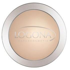 ロゴナ(LOGONA)プレストパウダー01 ライトベージュ 10g [並行輸入品]