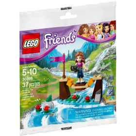 Lego 30398 Friends (紫)