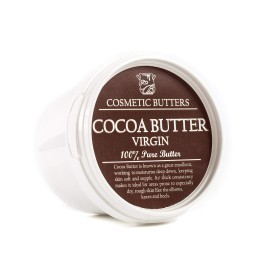 Cocoa Butter Virgin - 100% Pure and Natural - 100g