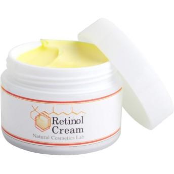 自然化粧品研究所 レチノールクリーム 35g