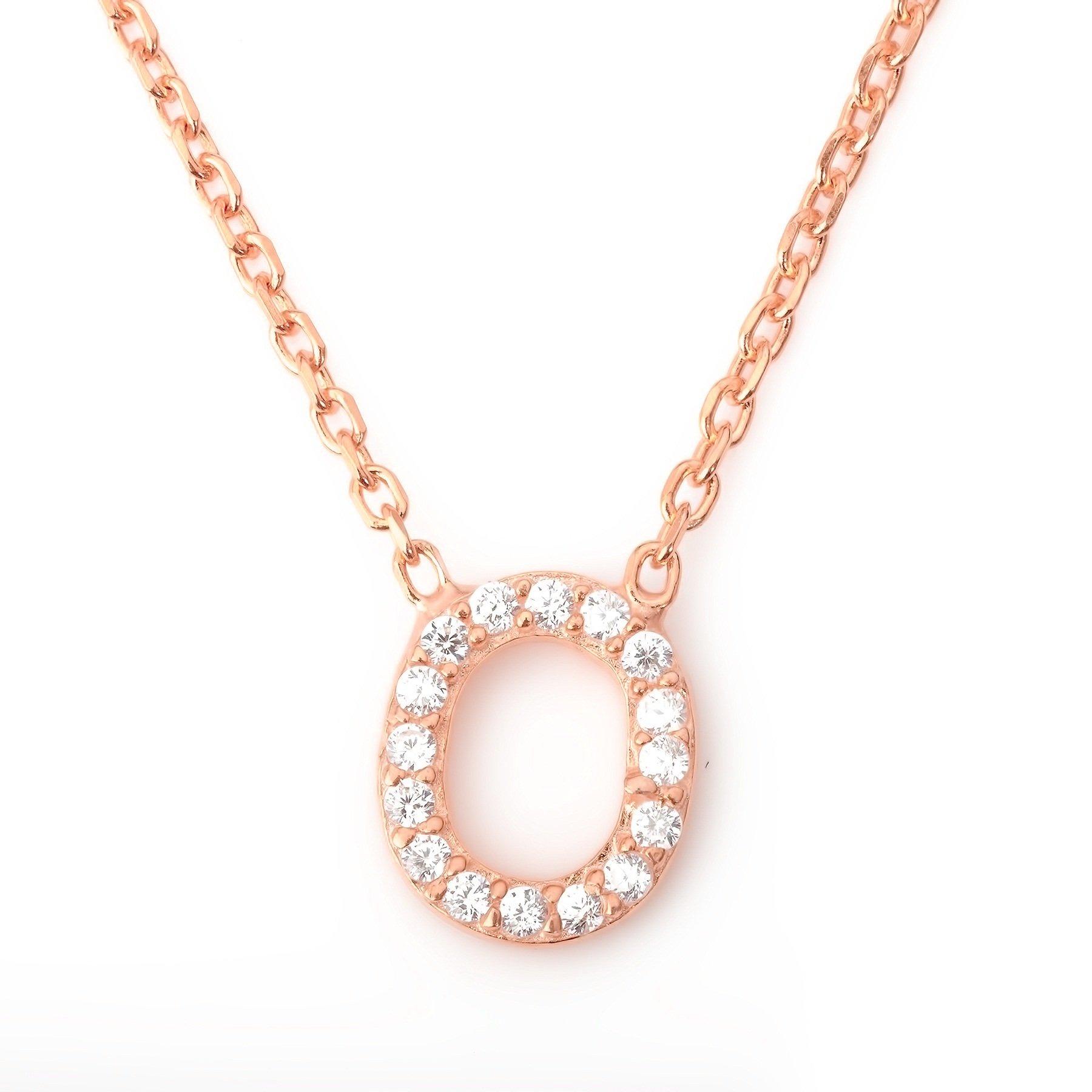 Bonyak Jewelry 18 Inch Rhodium Plated Necklace w// 4mm Rose Pink October Birth Month Stone Beads and Saint Lidwina of Schiedam Charm