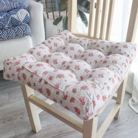 極厚 シート クッション 畳,ソフト チェアパッド,ダイニング 椅子のクッション 厚く の キッチン オフィス ホテル カフェ 尾骨の痛み-A 60X60cm(24x24inch)