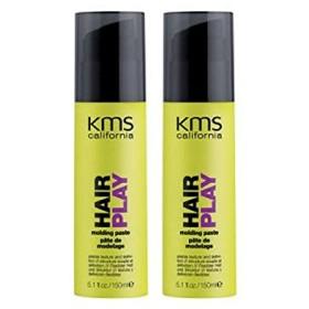 Kms California Hairplay Molding Paste Duo - カリフォルニア成形ペーストデュオを [並行輸入品]
