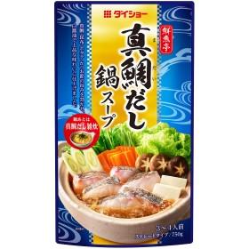 ダイショー 鮮魚亭 真鯛だし鍋スープ 750g × 10個