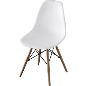 椅子 イームズチェア デザイナーズ リプロダクト ホワイト PP-623