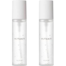 ViTAKT (ヴィタクト) バランシングウォータージェル [ オールインワン美容ジェル / 120mL×2本セット ] 無添加 ケア 毛穴対策 (化粧水/乳液/美容液/クリーム)