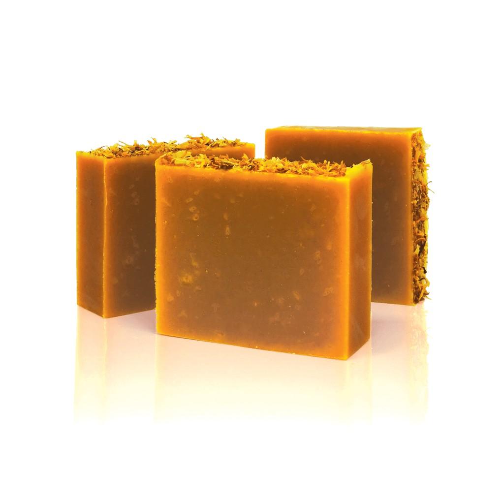 【滋潤幸福】繽紛金盞菊手工皂